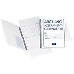 Cartella per archivio azzeramenti giornalieri Semper Bianco 30 x 23 cm