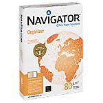 Carta per fotocopiatrici Navigator Organizer A4 80 g