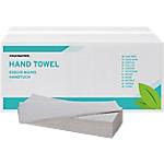 Asciugamani di carta Highmark Recycled W Fold 2 strati 20 unità da 134 strappi
