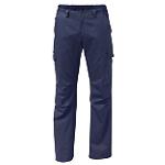Pantalone leggero SiGGi WORKWEAR Glasgow 100% cotone taglia xxl blu