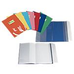 Copriquaderni SEI Maxi Blu pvc laccato A4 25 unità