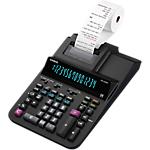 Calcolatrice Casio DR 320RE 14 cifre nero