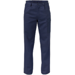 Pantaloni SiGGi WORKWEAR New Extra 100% cotone taglia 50 Blu