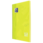 Quaderno OXFORD Neon A4+ giallo 80 fogli