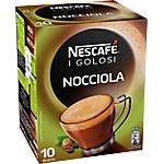 Caffè Nescafé I Golosi Nocciola 10 unità