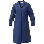 Camice donna SiGGi WORKWEAR Carla 100% cotone taglia xl Blu