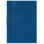 Cartellina con clip Niceday A4 blu pvc