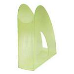 Portariviste HAN Translucido trasparente verde A4 plastica 7,6 (l) x 23,9 (p) x 32 (h) cm Documenti in formato A4