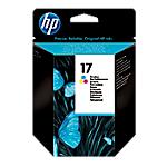 Cartuccia inchiostro HP originale 17 3 colori c6625ae