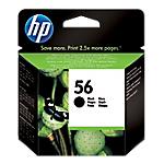 Cartuccia inchiostro HP originale 56 nero c6656ae