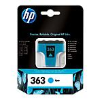 Cartuccia inchiostro HP originale 363 ciano c8771ee