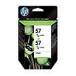 Cartuccia inchiostro HP originale 57 3 colori c9503ae
