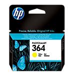 Cartuccia inchiostro HP originale 364 giallo cb320ee