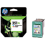 Cartuccia inchiostro HP originale 351xl 3 colori cb338ee
