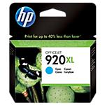 Cartuccia inchiostro HP originale 920xl ciano cd972ae