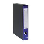 Registratore con custodia Viking registratore con custodia Protocollo 50 mm Carta, cartone 2 anelli A4 blu