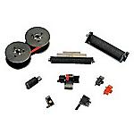 Nastro per stampante Olivetti 80406 rosso, nero