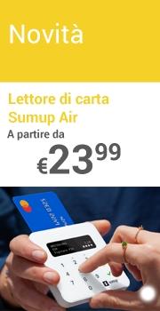 Lettore di carta Sumup Air