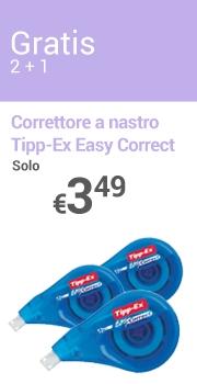 Solo €3,49 Correttore a nastro Tipp-Ex Easy Correct