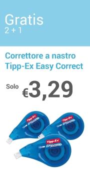 Solo €3,29 Correttore a nastro Tipp-Ex Easy Correct