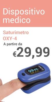 A partire da €29,99  Saturimetro OXY-4