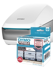 100 etichette  Gratis Stampante per etichette Dymo