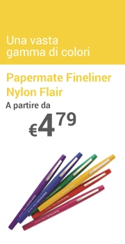Papermate Fineliner Nylon Flair