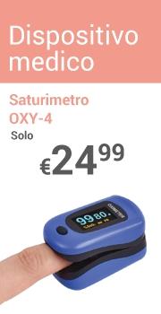 Solo €24,99  Saturimetro OXY-4