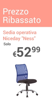 Sedia operativa Niceday Ness