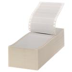 Etichette in modulo continuo Office Depot Bianco 6000 etichette