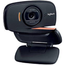 Logitech Webcam B525 Schwarz