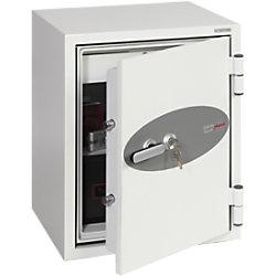 Phoenix Datenschutztresor DS2501K Weiß 500 x 500 x 720 mm