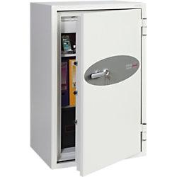 Phoenix Datenschutztresor DS2503K Weiß 655 x 560 x 1.145 mm