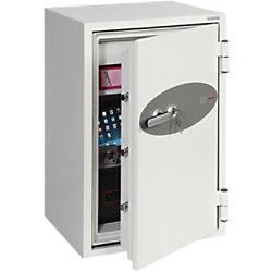 Phoenix Datenschutztresor DS2502K Weiß 520 x 520 x 900 mm