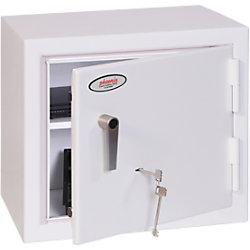 Phoenix Einbruchschutztresor SS1161K Weiß 570 x 500 x 500 mm