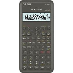 Casio Wissenschaftlicher Taschenrechner FX-82MS-2 Schwarz