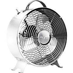 Tristar Tischventilator 20 W Eisen Weiß 2 Leistungsstufen VE-5967
