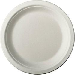 PAPSTAR Teller 84582 Weiß 50 Stück
