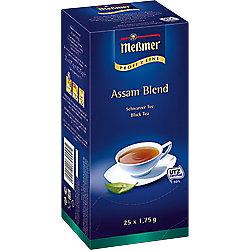 Meßmer Schwarzer Tee Schwarzer Tee 25 Stück à 1.75 g 4028875