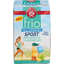 TEEKANNE Frio Sport Apfel-Zitrone mit Magnesium Tee 18 Stück à 2.5 g 7394