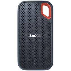 SanDisk Externe Festplatte Extreme 2 TB Schwarz SDSSDE60-2T00-G25