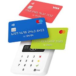 SumUp EC und Kreditkartenlesegerät AIR Weiß 801600101