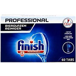 Finish Bierglasreiniger tabletten 60 Stück à 11 g 1920