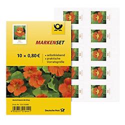 Deutsche Post Briefmarken Selbstklebend 0,80 € 10 Stück 152302008