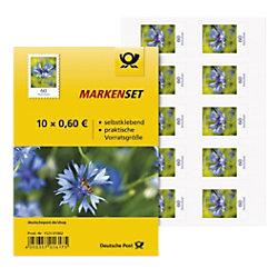 Deutsche Post Briefmarken Selbstklebend 0,60 € 10 Stück 152301002