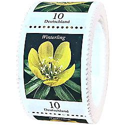 Deutsche Post Briefmarken Nassklebend 0,10 € 200 Stück 017601