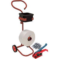 Safeguard 16 mm Umreifungs-Kit Safeguard Rot WPSK16