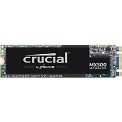 Crucial SSD Festplatte CT500MX500SSD4 500 GB