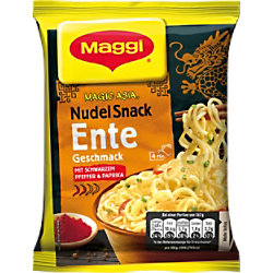 Maggi Nudeln Magic Asia Ente 62 g 3768434007