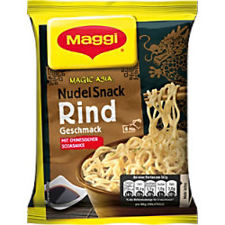 Maggi Nudeln Magic Asia Rind 62 g 3768423007